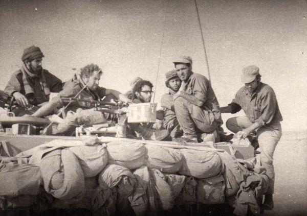 צוות יקי חץ - גדוד 142
