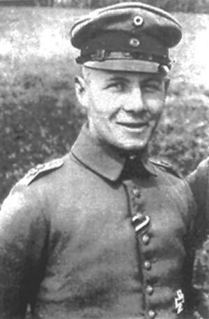 תמונה מס' ב1  -  ארווין רומל 1917