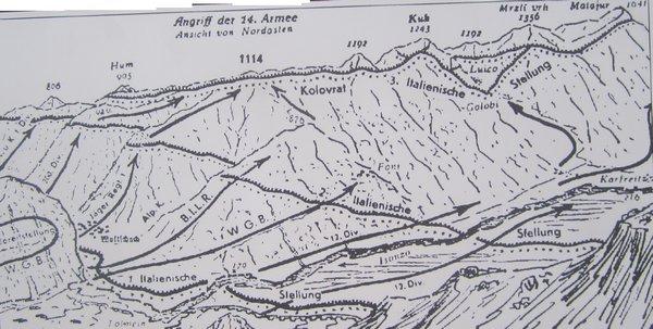 תמונה מס' ב8  -  מרשם קרב כללי של רומל