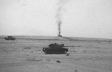 טנקי חטיבה 421 על חמוטל  9.10.73